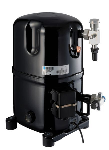 Tecumseh Lunite TAG5568CVOLTT 3 phase (Voltage Code-T) hermetic compressor (R407C)