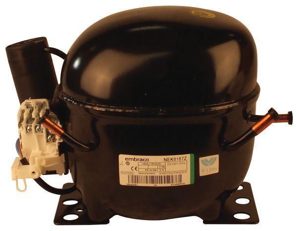 Whirlpool Aspera NE6187Z HBP hermetic compressor (R134A)