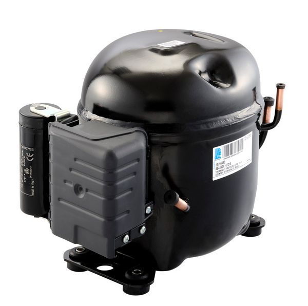 Tecumseh Lunite AE4456Y 1 phase (Voltage Code-FZ) hermetic compressor (R134A)