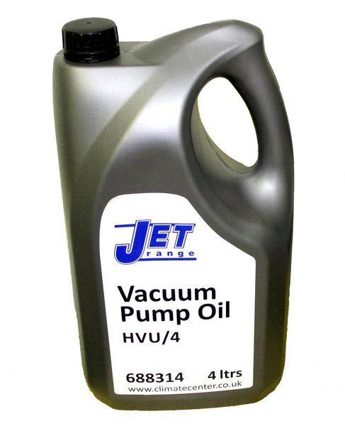 Jet HV68/4 vacuum pump oil 4ltr