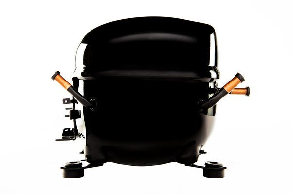 Whirlpool NEK2168GK hermetic compressor