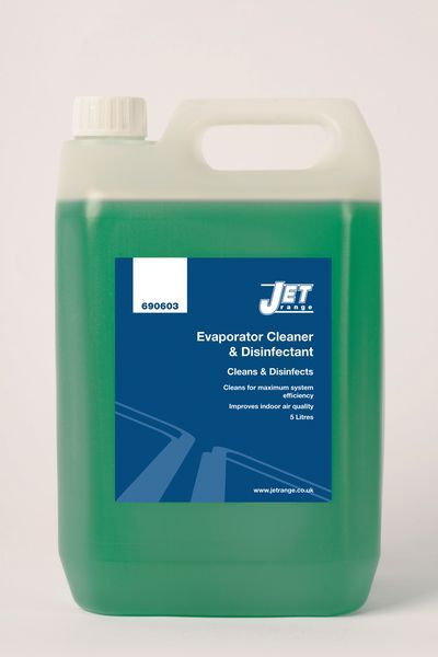Wolseley Own Brand Jet evaporator and disinfectant cleaner