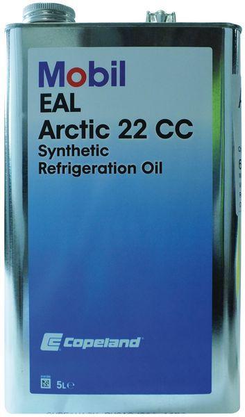 Moove Mobil Arctic Arctic 22 Mineral Oil 22cc 5ltr
