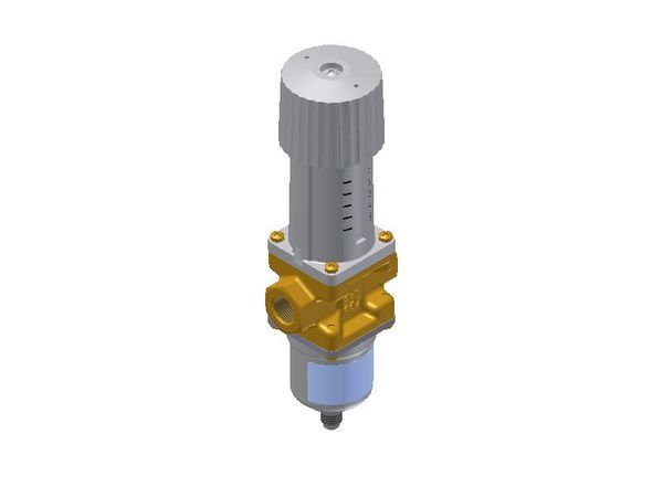 Danfoss WVFX10G direct actuated valve 3/8 3.5-16bar