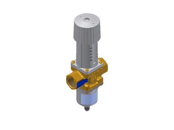 Danfoss WVFX20G direct actuated valve 3/4 3.5-16bar