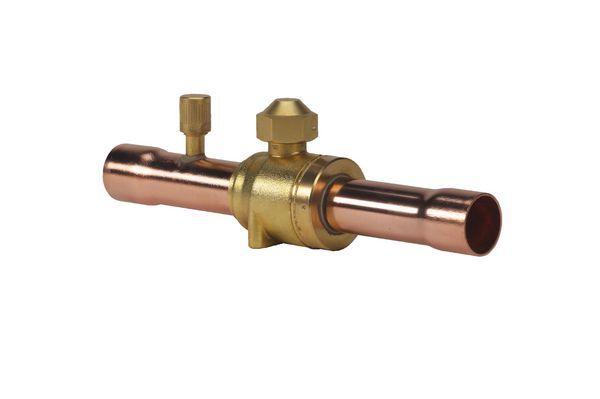 Danfoss GBC54S solder ball valve 2.1/8