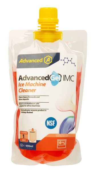 Advanced Engineering AdvancedGel ice machine cleaner 490ml8ltr