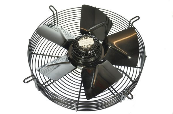 Pole Star 1 phase 4 pole mounted axial sucking fan 315mm