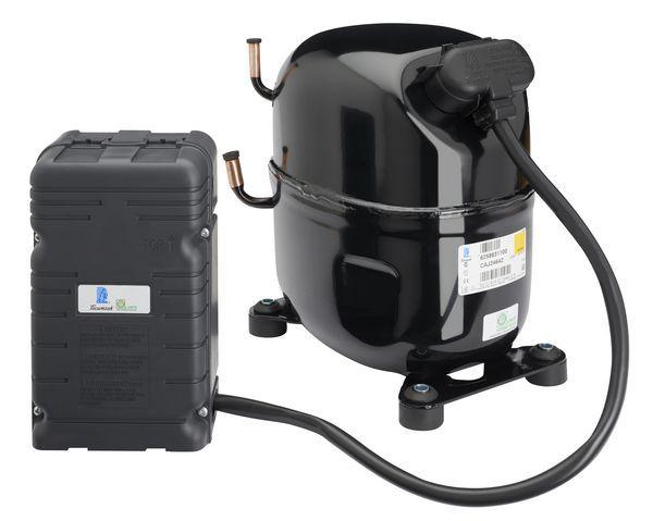 Tecumseh Lunite CAJ2432Z hermetic compressor (R404A) (Voltage Code-FZ)