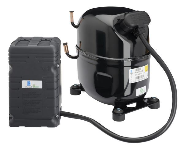 Tecumseh Lunite CAJ4461Y hermetic compressor (R134A) (Voltage Code-FZ)