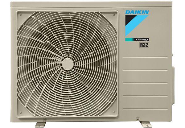 Daikin outdoor air conditioning 2.5kW