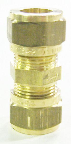 Pegler Yorkshire Kuterlite K610 straight coupling 10mm