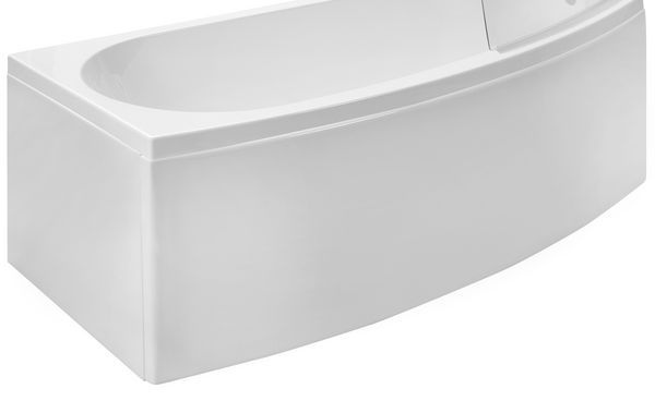 Nabis Minelli bath space saver front panel 1690x510mm white