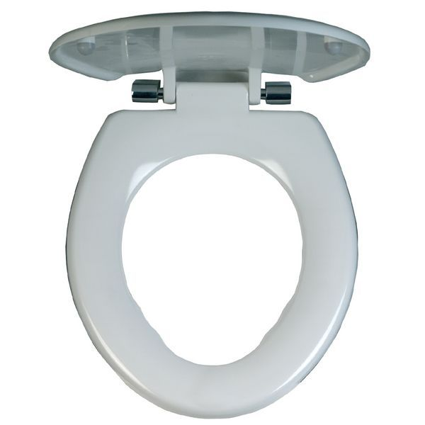 Twyford Avalon AV7840 WC seat and cover White
