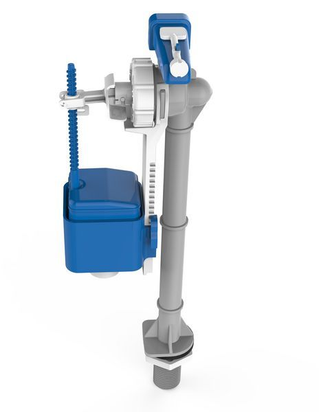Dudley 9.5 PLASTIC COMPACT FLOAT VALVE BI BAG