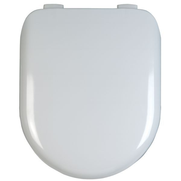 Geberit Twyford Wave EN7860 Entice WC seat and cover White