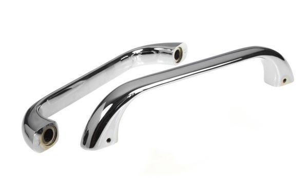 Dudley Kaldewei bath grips suit kaldewei baths Chrome Plated (Pair)