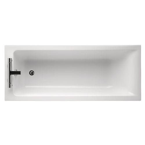 Ideal Standard Concept 2 tap hole bath 1700 x 700 White