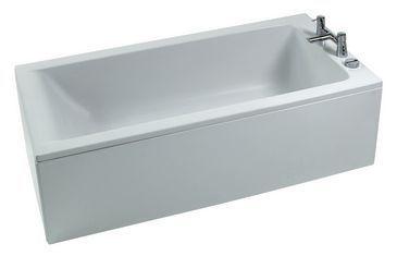 Ideal Standard Concept no tap hole bath 1700 x 700 White