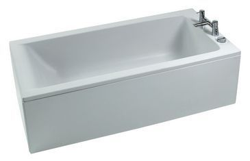 Ideal Standard Concept no tap hole bath 1700 x 750 White