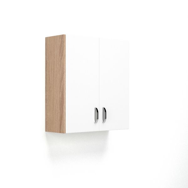 Wolseley Own Brand Nabis wall cladding panel 175 x 693mm Natural Oak