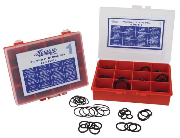 Masefield O-ring repair kit box