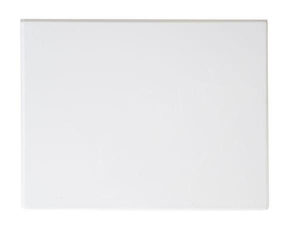 Roca super thick bath end panel 700mm White