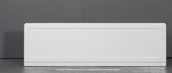 Roca standard bath panel 1700 x 510mm White