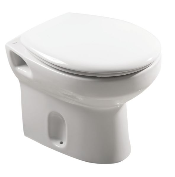 Roca Laura back to wall WC pan White