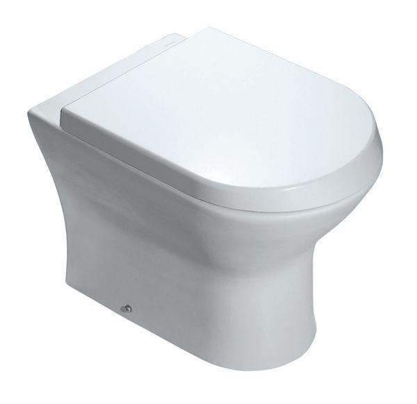 Roca Nexo back to wall toilet White
