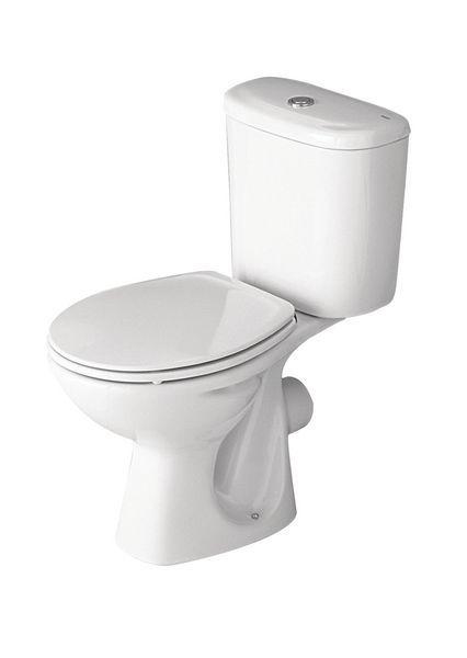 Roca Polo dual flush cistern only White