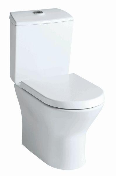 Roca Nexo compact cistern 1/2 White