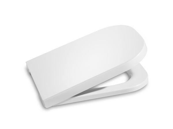 Roca The Gap luxury toilet seat White