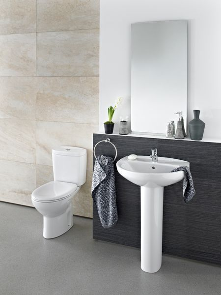 Roca Laura ECO Close Coupled Toilet Pack