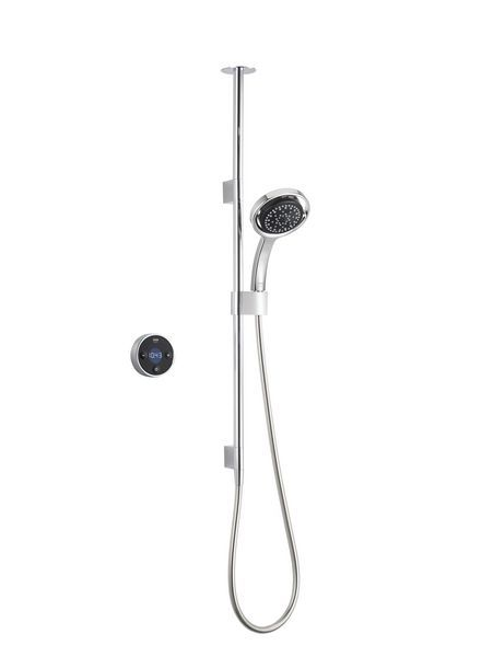 Mira Vision Dual high pressure combination ceiling fed shower