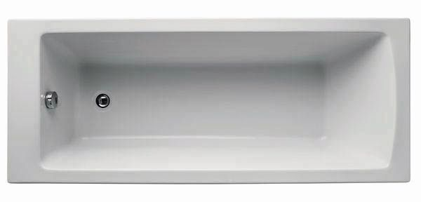 Ideal Standard Tempo Arc no tap hole bath 1700 x 700mm White