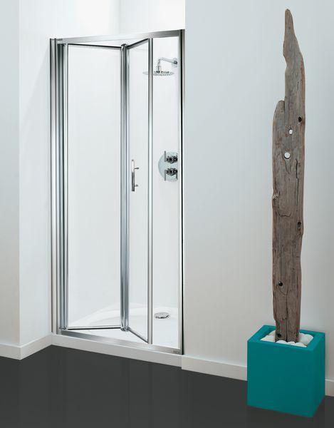 Mira Elevate bi-fold shower door 900mm
