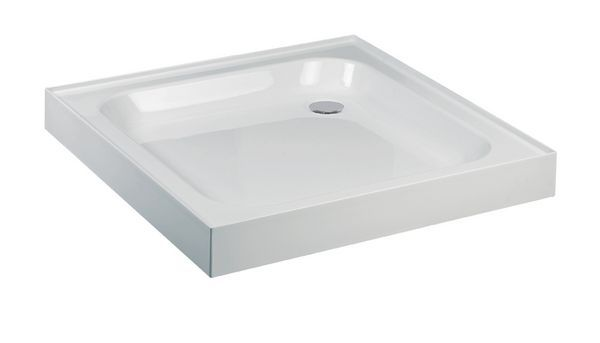 Wolseley Own Brand * Center Brand SQUARE 900 (80MM) 4 UPS TRAY