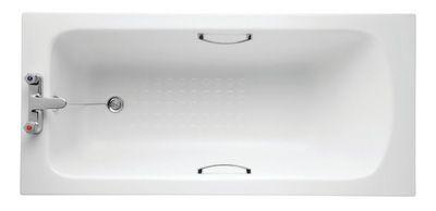 Ideal Standard Sandringham 21 S102001 bath end panel 700mm White