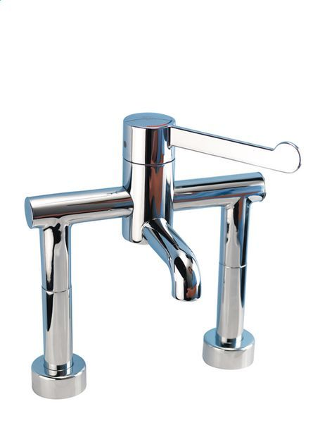 Mira Rada Safetherm deck mounted basin mixer TMV3