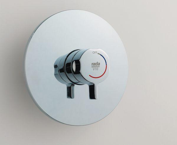 Mira Rada V10 concealed shower valve