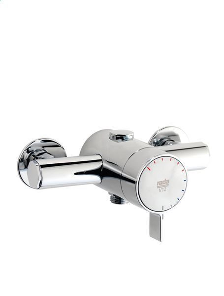 Rada V12 exposed shower valve