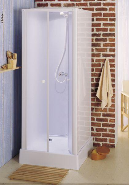 Saniflo Kinedo Consort shower cubicle 810 x 810mm