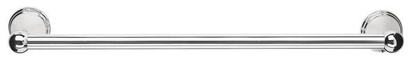 Croydex Westminster QM202641 single towel rail Chrome Plated