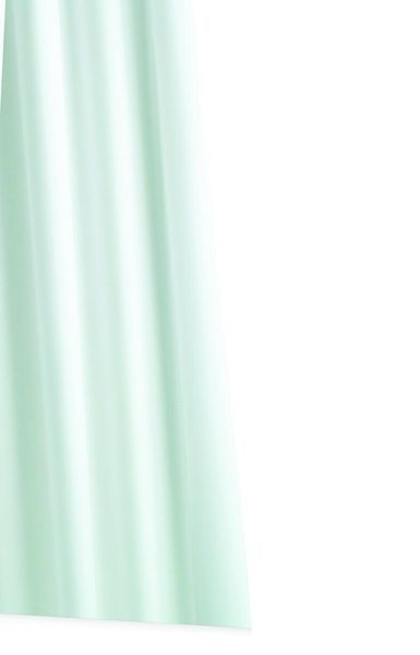 Croydex GP00801 high performance shower curtain White