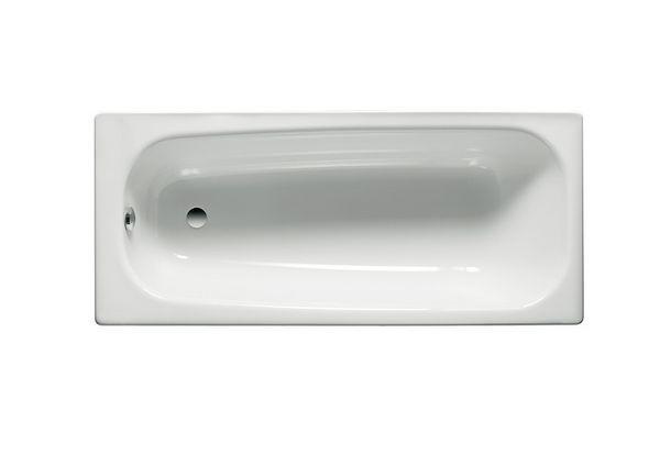 Roca Contesa 2 tap hole anti-slip bath excluding fittings 1600 x 700mm
