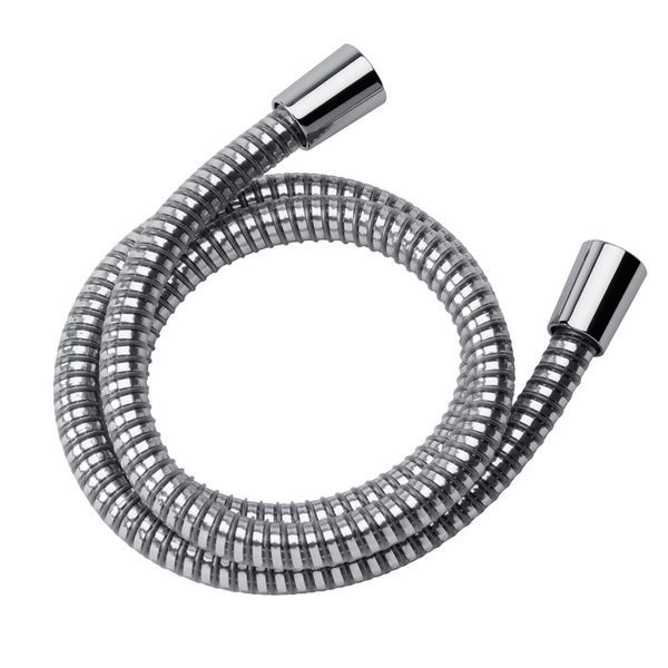 Mira spare metal hose 2m Chrome
