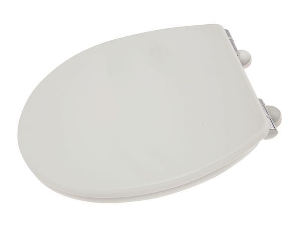 Croydex anti-bacterial slow close toilet seat