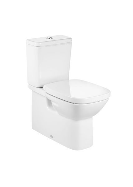 Roca Debba 34199D00F close coupled fully back to wall cistern