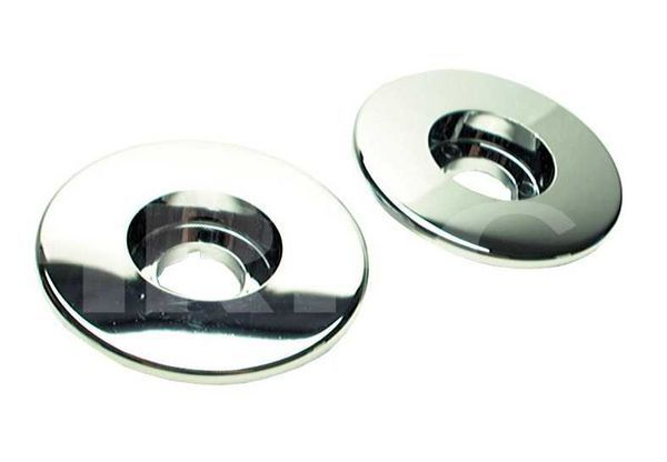 Mira 88 090.95 pipe concealed plate Chrome Plated
